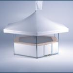 6-Eck Pavillon_Rahmen