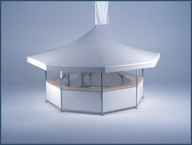 mediastand deutschland faltzelte und messest nde. Black Bedroom Furniture Sets. Home Design Ideas